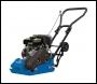 Hyundai HYCP5030 87cc Petrol Plate Compactor / Wacker Plate inc Wheel Kit + Paving Pad