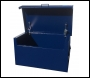TradeSafe TS200Extra Small Vanbox with Hydraulic Arms - Blue - NEW
