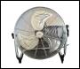 14 inch Chrome High Velocity Fan 240v