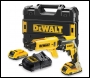 Dewalt DCF620D2K Collated Drywall Screwdriver 18V Cordless Brushless (2 x 2Ah Batteries)