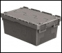 Barton Storage Attached Lid Euro Containers - BD6425-1150