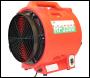 EBAC RF3500 Power Ventilator 110v or 240v