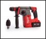 Milwaukee M18CHX-502X SDS Plus Hammer Drill with Charger and Case (2 x 5.0Ah Batteries)