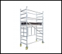 LEWIS Miniscaff Trade Folding Tower - 3.6m Working Height - 1.6m Platform Height