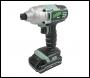 Kielder KWT-005-04 18v Brushless Impact Driver 2 x 3.0Ah (Code KWT-005-04)
