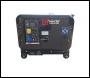 Warrior LDG6000S 5000 Watts Silent Diesel Generator