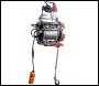 Warrior 500KG Scaffold Hoist - Pendant Remote - 110v or 240v - SH500