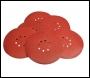 Evolution 225mm Sanding Discs suitable for the R225DWS Telescopic Drywall Sander and the EB225DWSHH Hand Held Drywall Sander (per 6 pack)