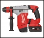 Milwaukee M18 CHPX-502C 18v Fuel High Performance SDS-Plus Hammer Drill with 2 x 5.0ah Li-ion