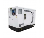Hyundai DHY12500SE 10kW/12.5kVA 230v Single Phase 3000rpm Mains Standby Silenced + Air Cooled Diesel Generator - Free Oil Included