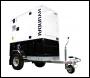 Hyundai Diesel Generator Trailer