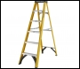 Youngman 52744618 S400 GRP Trade Stepladder 6 Tread