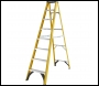 Youngman 52744818 S400 GRP Trade Stepladder 8 Tread