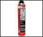 Fischer B1 Firestop Gunfoam Pink 750ml Can 43712