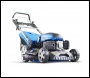 Hyundai HYM460SPE Lawnmower 4 in 1 Electric Start Self-Propelled Petrol (inc free SAE30 Lawnmower Oil)