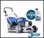 Hyundai HYM460SPE Lawnmower 4 in 1 Electric Start Self-Propelled Petrol (inc free Morris Lawnmower Oil)
