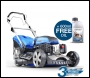 Hyundai HYM510SP Petrol Lawnmower Self Propelled 51cm Cut (inc free Morris Lawnmower Oil)