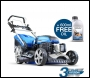 Hyundai HYM510SPE Lawnmower Electric Start Self-Propelled (inc free Morris Lawnmower Oil)
