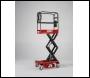 Pop Up Scissor Lift - PRO IQ10 Pop Up Push Around Scissor Lift - 5.0m Working Height - Code PUPIQ10