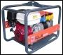 Belle GPX5000 Honda Powered 5kva / 4kw Stackable Generator