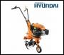 P1PE P140T 139cc 2.5kW 4-Stroke Petrol Garden Tiller & Cultivator