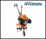 P1PE P140TE 139cc 2.5kW 4-Stroke Electric Start Petrol Garden Tiller, Cultivator, Rotovator & Rototiller