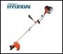 P1PE P5200BC 52cc 2-stroke Split Shaft Petrol Grass Trimmer / Brushcutter inc Easy Recoil Start + Easy Feed Trimmer Head
