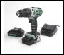Kielder KWT-001-07 18v Brushless Drill Driver 2 x 2.0Ah Li-Ion