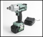 "Kielder KWT-012-05 18v 700Nm 1/2"" Brushless Impact Wrench 1 x 4.0Ah Li-Ion"