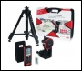 LEICA DISTO D510 DISTANCE MEASURER WITH TRIPOD, BRACET + ACCESSORIES KIT ALL IN CARRYING CASE