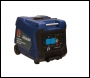 P1PE P4000iLPG 4000W Dual Fuel LPG/Petrol Inverter Generator With Electric/Remote Start