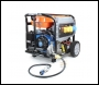 P1PE P10000LELPG 7900w Dual Fuel LPG/Petrol 3000rpm generator 460cc E-Start, Wheel Kit 115/230v