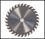 Batavia 7062144 TCT saw blade Ø 85 mm. 30 teeth - 2 pieces - MAXX SAW & XXL SPEED SAW
