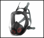 JSP Force 10 Typhoon Full Face Mask without filters (BPB003-004-000)
