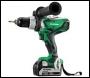 HIKOKI DV18DSDL/JJZ 18v Combi drill - 13mm keyless chuck