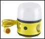 Tradesafe GLS30TPW 30W LED Globe Light 110V 5M Cable 16A Ind Plug/Socket IP54 - Emergency (Tripod Optional)