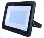 RedArrow 200W SMD AC Floodlight Photocell - 240v - 6000K - Black - FLAC200BPC