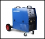 Hyundai HYMIG-200I 200 Amp MIG Welder, 230V Single Phase, Pro Series c/w Wheels + Cylinder Carrier