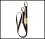 Aresta AR-02404 2 Meter Adjustable Webbing Lanyard (carabiners sold separately)