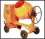 Belle Premier 200XT 230v 1ph Electric Heavy Duty Site Mixer - Code PM47