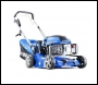 Hyundai HYM430SPE Self Propelled Electric Start 17in Petrol Lawn Mower (inc free SAE30 Lawnmower Oil)