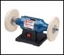 Clarke CBB200 370W 8'' Bench Buffer/ Polisher (230V)