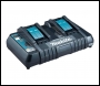 Makita DC18RD/1 14.4-18V LXT Twin Port Rapid Battery Charger