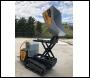 Lumag VH850 HT High Tip Skip Loading Mini dumper