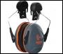 JSP AEB030-0CY-000 Sonis® Compact Low Profile Helmet Mounted Ear Defenders 31dB SNR To Suit JSP Powercap Infinity