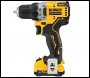 Dewalt DCD701D2 12v XR Cordless Brushless Compact Drill Driver