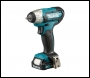 Makita 12V Max 2x2.0Ah CXT 1/4in Impact Wrench Kit TW060DWAE