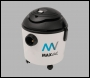 MaxVac DURA DV-15-HB Single Motor Wet + Dry M Class Dust Extractor 110v/240v