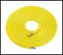 Clarke HVY15 15m Hi-Vis Yellow Air Hose - 3122015