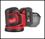 Milwaukee M18™ 125 Mm Random Orbital Sander - M18 BOS125-0